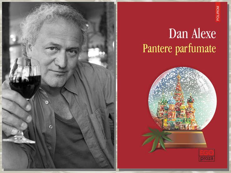 """Afis - Dan-Alexe """"Pantere parfumate"""""""