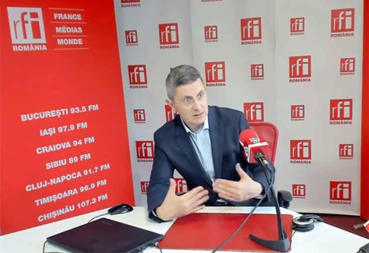 Dan Barna vrea să fie președintele României