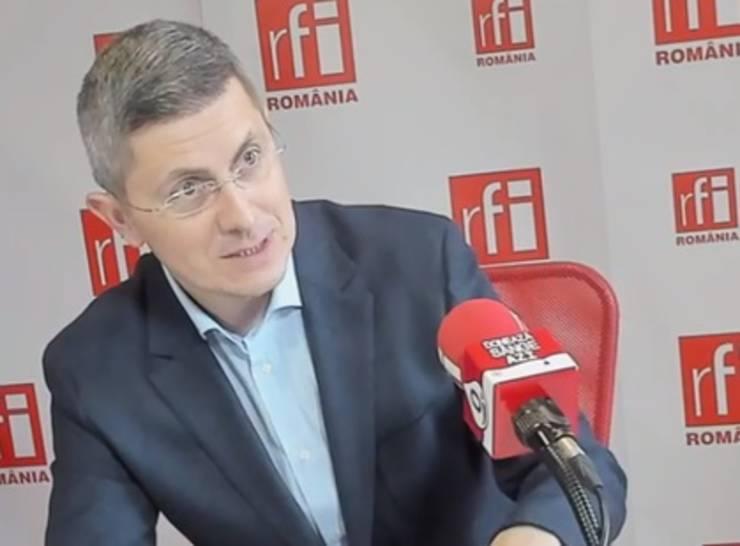 Dan Barna spune că dosarul de la DLAF este o mizerie revoltătoare (Foto: arhivă RFI)