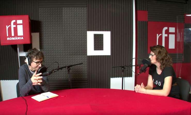 Dan Parvu si Andreea Tănăsescu
