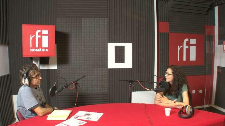 Dan Pârvu și Cristina Modreanu la RFI