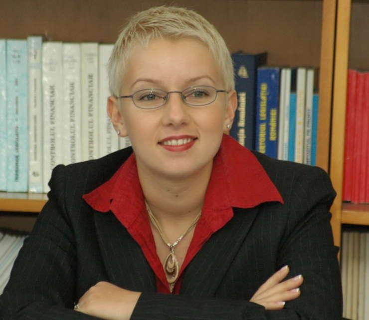 Judecătoarea Dana Gîrbovan, dorită de PSD la Ministerul Justiției (Foto: site UNJR)