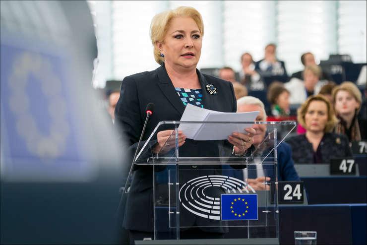 Viorica Dăncilă spune că nu crede că alegerile anticipate sunt o variantă bună