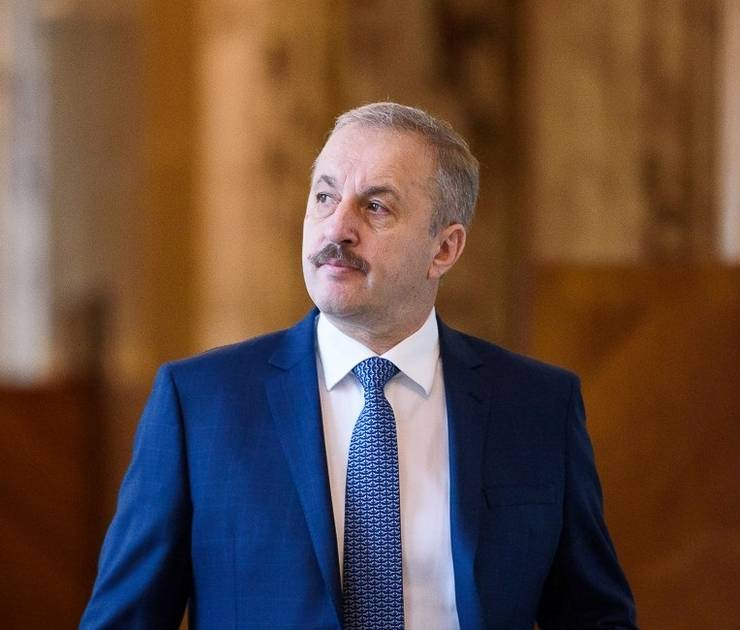 Vasile Dâncu  este președintele Consiliului Național al PSD