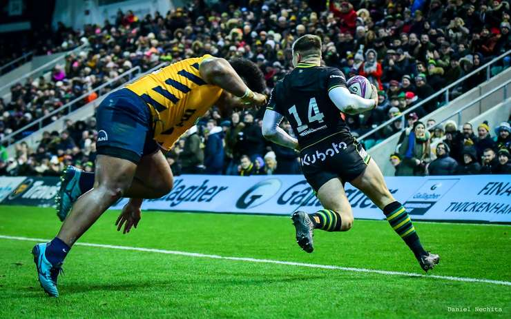 Northampton Saints 111 Timișoara Saracens 3