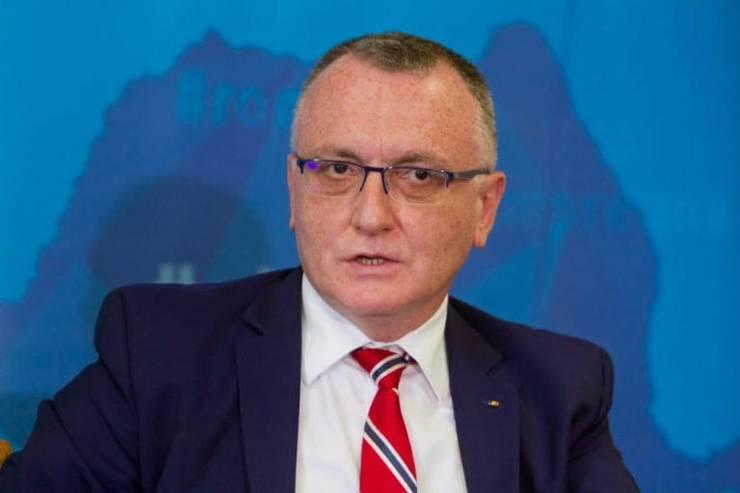 Sorin Cîmpeanu, propus ca ministru al Educației în Guvernul condus de Florin Cîțu (Sursa foto: Facebook/Sorin Cîmpeanu)