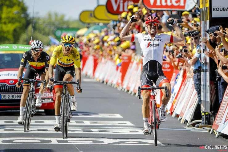 John Degenkolb câștigă la Roubaix