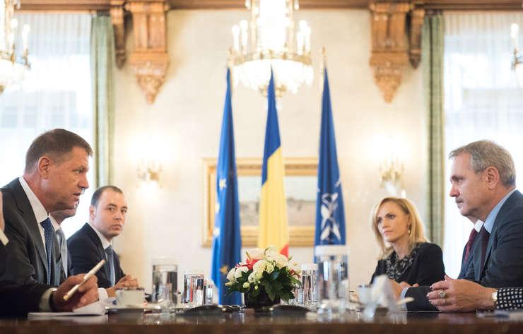 Fiecare partid va putea trimite o delegaţie alcătuită din cinci persoane