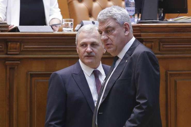 Liviu Dragnea nu vrea un alt pol de putere la Palatul Victoria