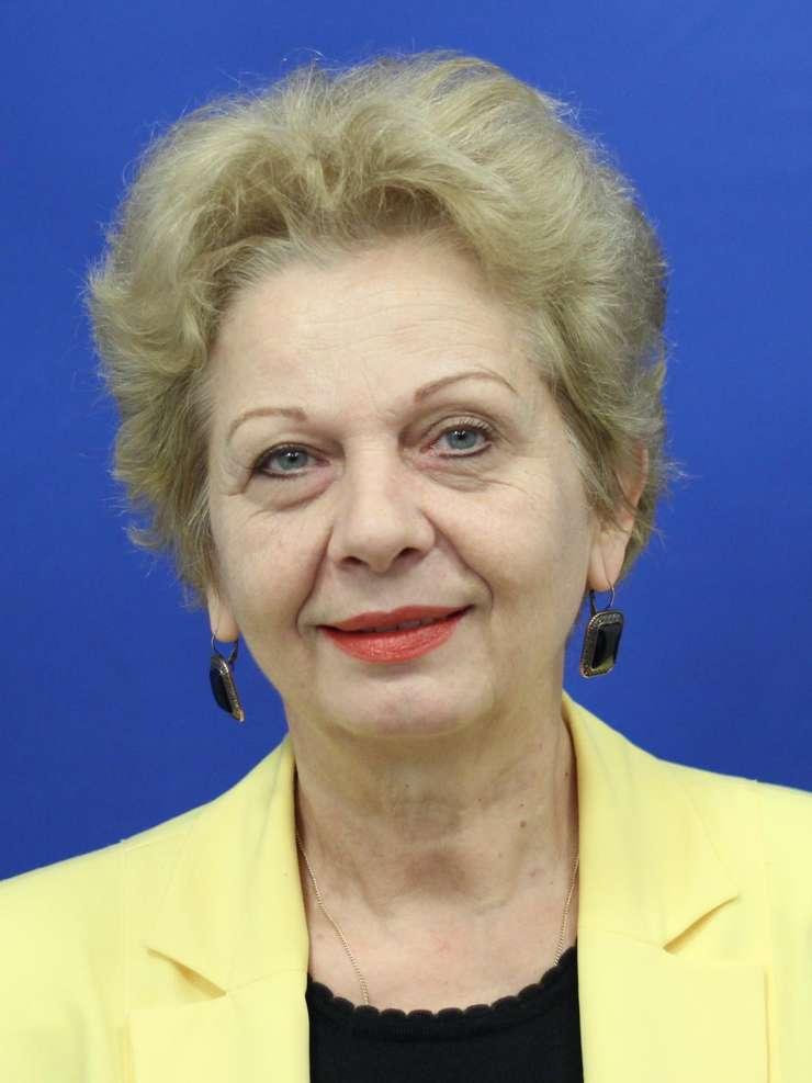 Doina Pană susţine că lupta anticorupţie avansează în România (Sursa foto: www.cdep.ro)