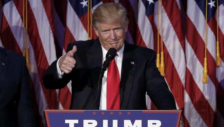 Donald Trump (Foto: Reuters/Mike Segar)