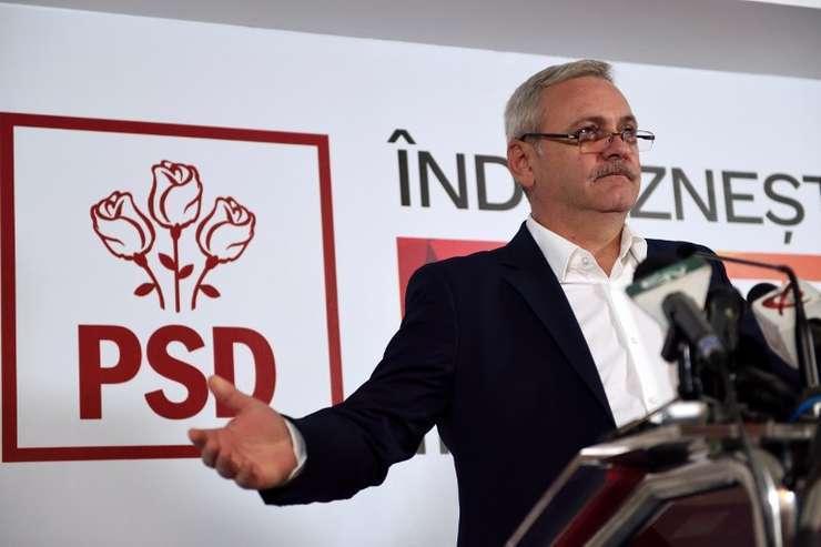 PSD se pregateste de mitinguri