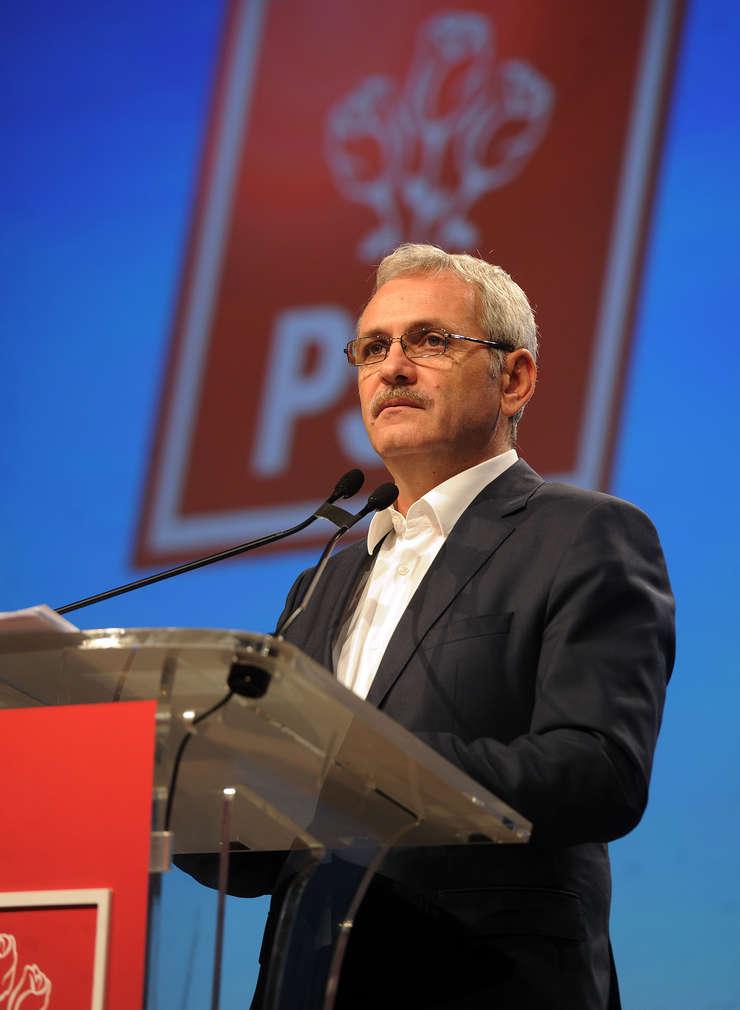 Liderul PSD LIviu Dragnea