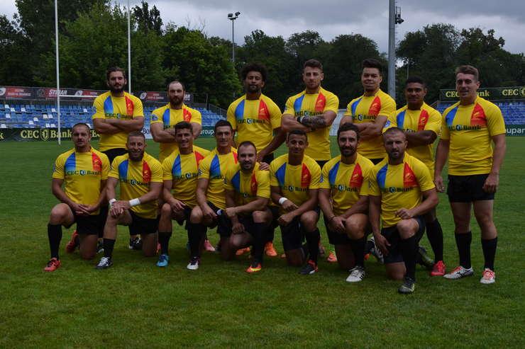 Echipa României de rugby în șapte