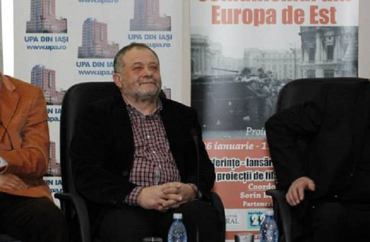 Dumitru Buzatu critică referendumul pe justiție (Sursa foto: Facebook)