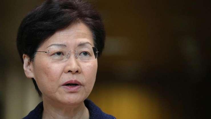 Dupa 13 saptamâni de proteste, uneori violente, sefa executivului din Hong Kong, Carrie Lam a anuntat retragerea textului controversat.