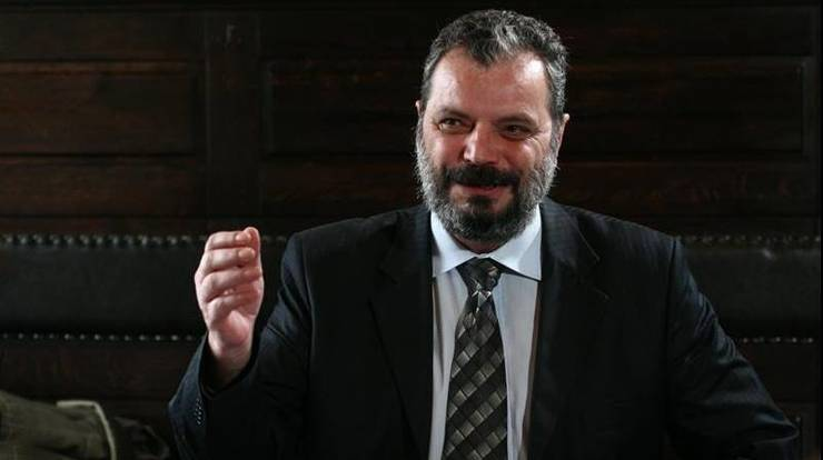 Peter Eckstein-Kovacs critică anchetarea Laurei Codruţa Kovesi (Sursa foto: Facebook/Peter Eckstein-Kovacs)