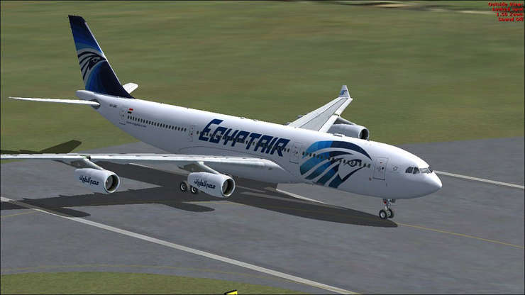 Epava avionului EgyptAir a fost găsită lângă Alexandria
