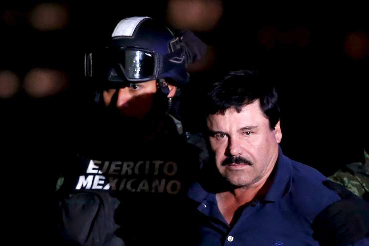 "Joaquin ""El Chapo"" Guzman (Foto: Reuters/Edgard Garrido)"