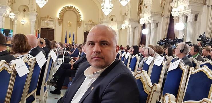Emanuel Ungureanu, critic la adresa premierului Ludovic Orban (Sursa foto: Facebook/Emanuel Ungureanu)