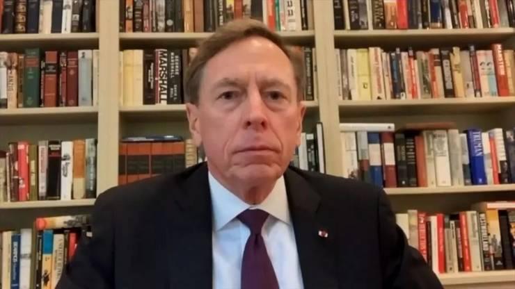 Generalul David Petraeus, fost comandant sef al fortelor americane din Afganistan.