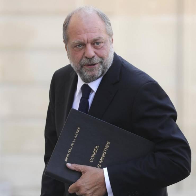 Ministrul francez al Justiţiei, Eric Dupond-Moretti