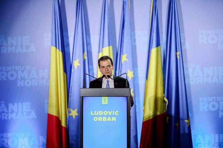 Ludovic Orban, în fața unui test important: votul de învestitură din Parlament (Sursa foto: Facebook/PNL)