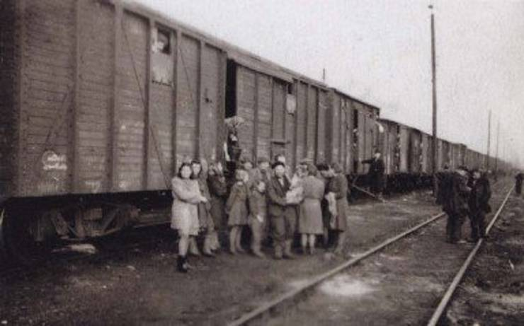 Deportări din Estonia 1941