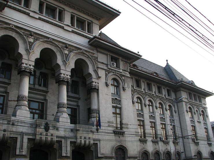 Sediul vechi al Primăriei Capitalei