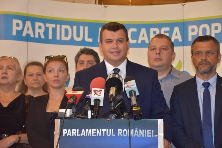 Eugen Tomac cere dialog, după decizia CCR privind mandatele aleșilor locali și data alegerilor (Sursa foto: Facebook/Eugen Tomac)