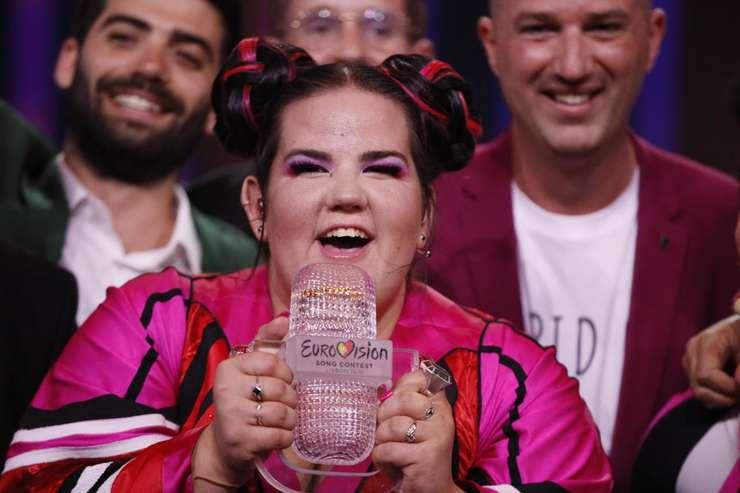 Netta câştigă Eurovision 2018 (Sursa foto: eurovision.tv)