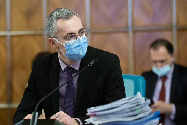 Stelian Ion, mesaj de susținere pentru magistrați (Sursa foto: gov.ro)