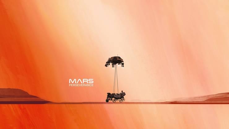 Roverul Perseverance va căuta urme de viață pe planeta Marte (Sursa foto: Facebook/NASA)