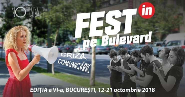 Fest(in) pe Bulevard 2018