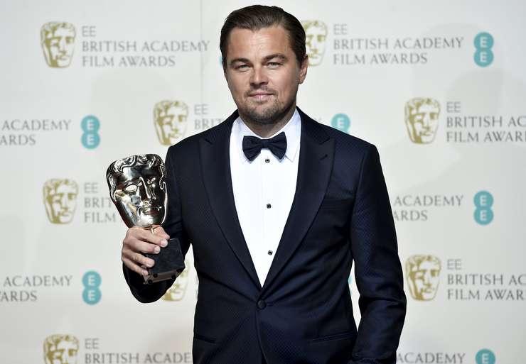 Leonardo DiCaprio (Foto: Reuters/Toby Melville)