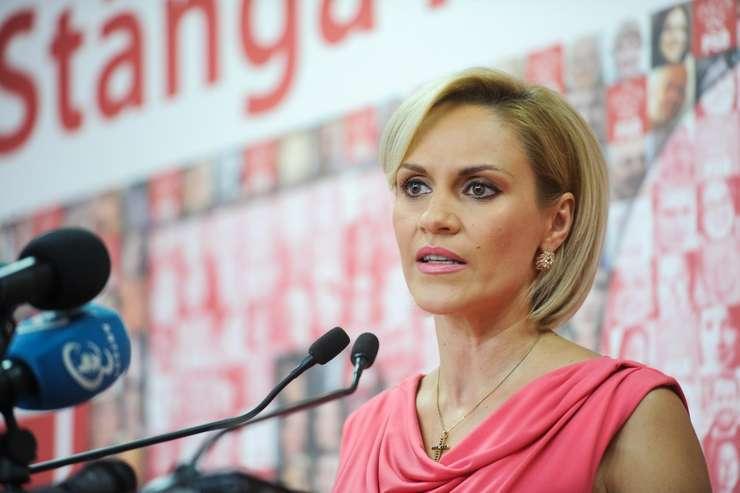 """Nu-mi plac sobolanismele""""!, puncteaza din nou Gabriela Firea in conflictul cu Liviu Dragnea. Primarul Capitalei acuza ca PSD e condus dictatorial"""