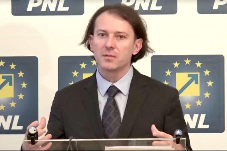 Florin Cîţu nu crede în viabilitatea legii pensiilor (Sursa foto: site PNL)