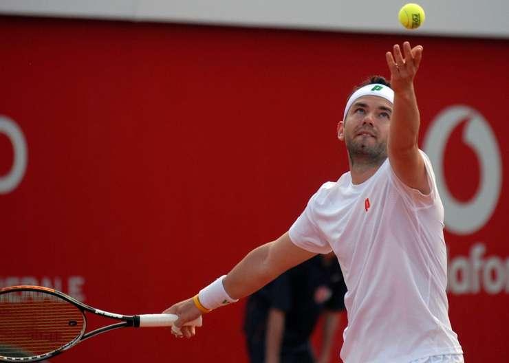Jucătorul de tenis, Florin Mergea