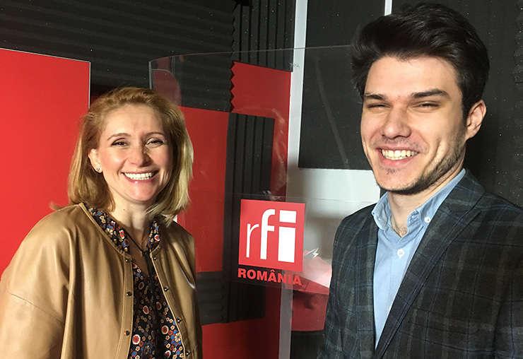 Flavia Popa si Andrei Stanculescu