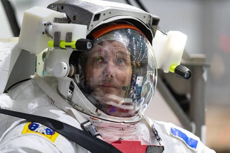 Thomas Pesquet va fi al 4-lea comandant european al ISS dar primul comandant francez.