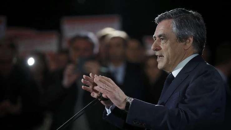 Start oficial al campaniei electorale in Franta