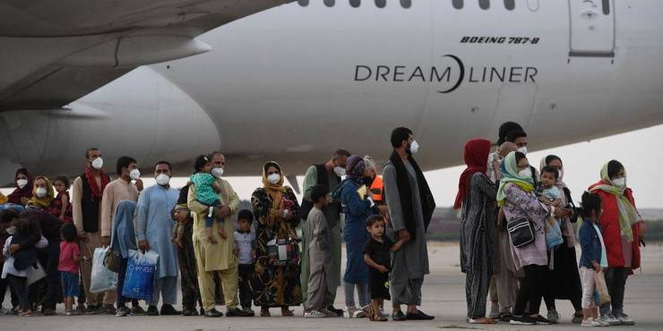 Franta a evacuat mai bine de 2800 de oameni din Afganistan de la mijlocul lui august 2021.