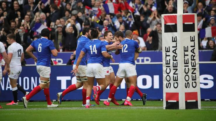 Franța 24 Anglia 17