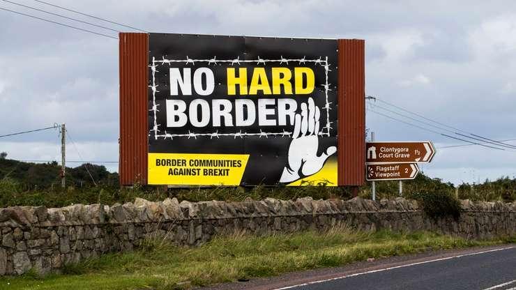 Frontieră Republica Irlanda - Irlanda de Nord
