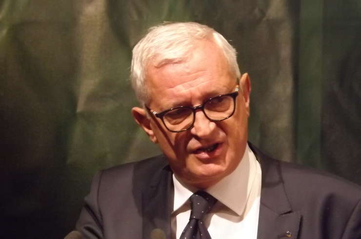 Gyorgy Frunda, consilier onorific al premierului Victor Ponta