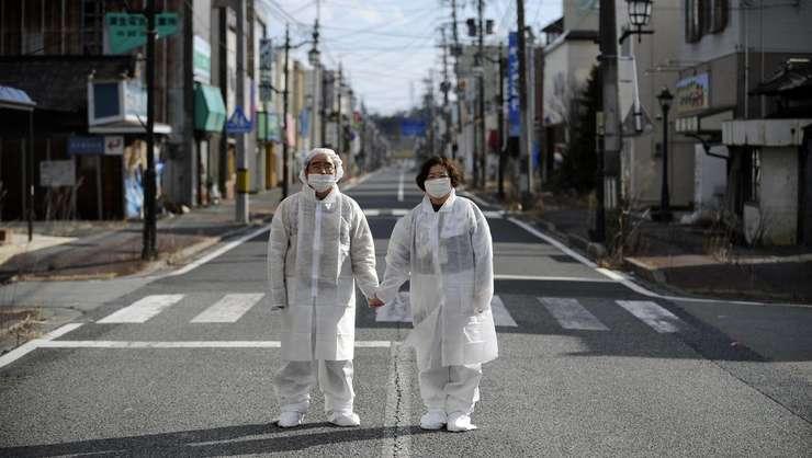 Locuitori din Namie, nu departe de centrala de la Fukushima, încurajati de autoritàti sà revinà acasà încà de anul trecut, 6 ani dupà catastrofa nuclearà