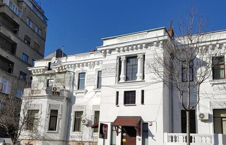 Noul sediu al Fundației Calea Victoriei