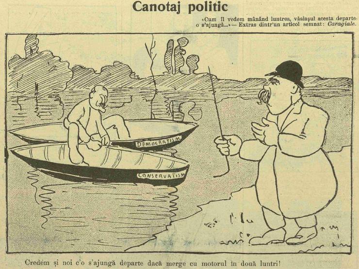 Pagina de istorie: De cine râdea presa la începutul secolului trecut? | RFI  Mobile