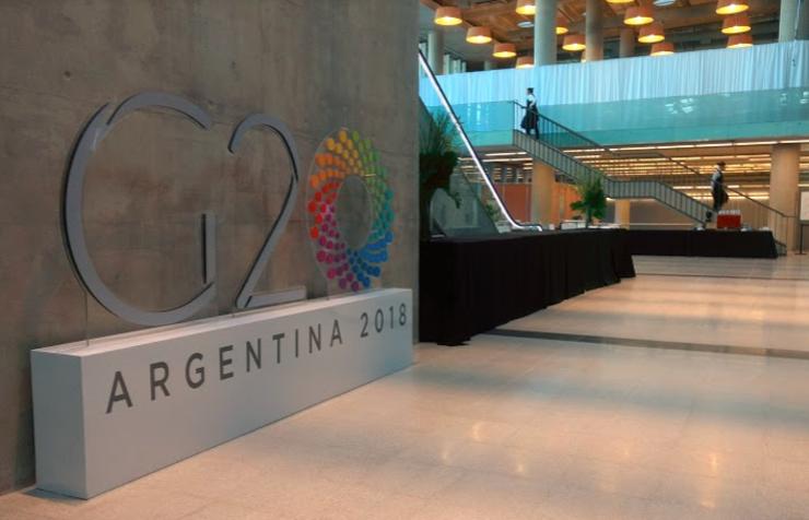 G20 Argentina - 22 de ministri de Finante, 17 guvernatori, 10 responsabili ai unor institutii internationale discuta despre arhitectura financiara internationala