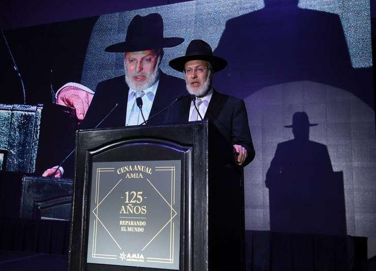 Șef rabinul Argentinei, Gabriel Davidovich